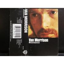 Van Morrison: Moondance. Cassette Usado 1ra Edición 1970 Usa