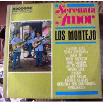 Bolero, Los Montejo, Serenata De Amor, Lp 12´, Wsl