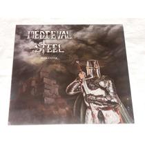 Medieval Steel Dark Castle Lp Vinil Power Metal Usa