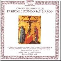 Bach - Pasión Según San Marcos Reconstrucción Sp0 Opera