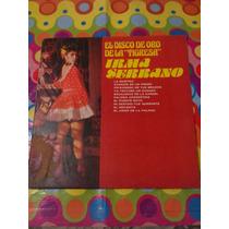 Irma Serrano Lp El Disco De Oro De La Tigresa 1978
