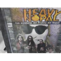 Heavy Nopal Las Aventuras Del Profeta Del Nopal Cd Nuevo