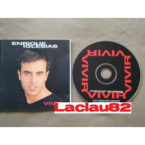 Enrique Iglesias Vivir 1997 Melody Cd