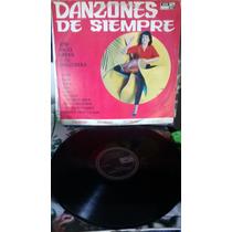 Danzones De Siempre Jose Angel Urban Disco De Acetato Lp