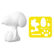Snoopy Deco Curry Rice Mold Ls-7