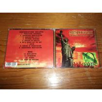 Meshuggah - Contradictions / None Cd Imp Ed 1999 Mdisk