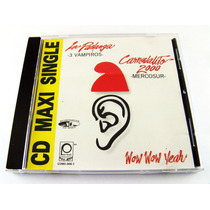 La Pachanga / Varios Cd Maxi Single Como Nuevo Canada 1993