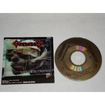 Garrobos - Sacude El Craneo Cd Promo Bgm 1997