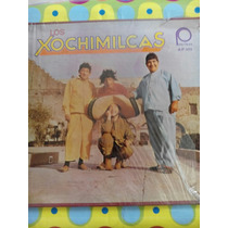 Los Xochimilcas Lp Peerless Album Triple