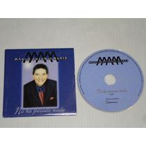 Marco Antonio Muñiz - No Ha Pasado Nada Cd Promo Bmg 1999
