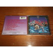 Keel - The Final Frontier Gene Simmons Cd Imp 1990 Mdisk