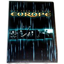Dvd Europe Live From The Dark Edición Especial 2 Discos! Au1