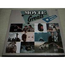 Disco Lp Movie Greats - Temas De Peliculas Famosas -