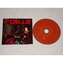 Fobia - Vivo / Mira Tete Cd Promo Bmg Ariola 1996