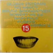 Cd Disco Compacto 15 Bruce Springsteen Eric Clapton Madonna