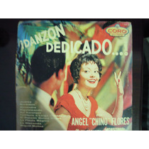 Danzon Dedicado 2 Lps Angel Chino Flores Y Su Orquesta Moust