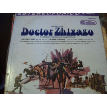Disco Acetato De Musica De Doctor Zhivago