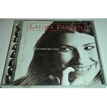 Cd Laura Pausini / Las Cosas Que Vivves