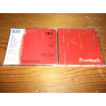 Barricada - Rojo Cd Español Ed 1988 Mdisk