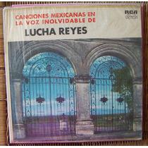 Bolero, Lucha Reyes, Canciones Mexicanas, Lp 12´,