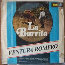 Bolero, Ventura Romero, La Burrita, Lp 12´,