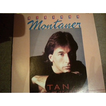 Disco De Acetato De Ricardo Montaner Tan Enamorados