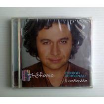 Estefano Codigo Personal: A Media Vida Cd Nuevo Y Sellado