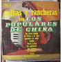 Boleros, Los Populares De China, Polkas Y Rancheras, Lp 12´,