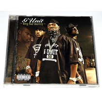 G-unit Cd Beg For Mercy 50 Cent Rap Hip-hop Lil Wayne
