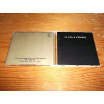 La Polla Records - Negro Cd Español Ed 1992 Mdisk