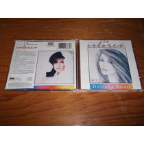 Daniela Romo - De Mil Colores Cd Nacional Ed 1992 Mdisk