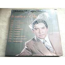Disco Lp Marco Antonio Muñiz - Le Canta A Ella -