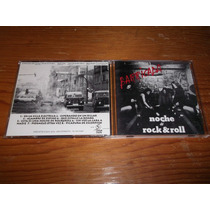 Barricada - Noches De Rock And Roll Cd Español Mdisk