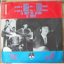 Pop Nacional, Jose Sosa Y Tito Carrillo, El Triste, Lp 12´,