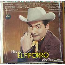Bolero, Lalo Gonzalez, Piporro , Hits, Lp 12´, Eex