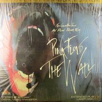 Pink Floyd - The Wall Laser Disc Importado De Usa