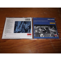 The Who - The Singles Cd Aleman Ed 1990 Mdisk