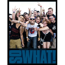 Metallica Revista So What! Vol 19.3