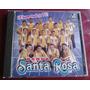 Banda Santa Rosa Enamorado De Ti Cd 1a Ed 2001 Discos Mm