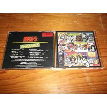 Kiss - Unmasked Cd Importado Ed 1990 Mdisk