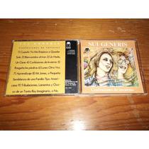 Sui Generis - Confesiones De Invierno Cd Imp Ed 1990 Mdisk