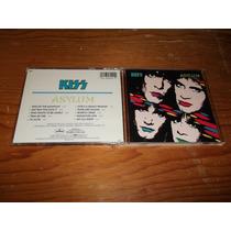 Kiss - Asylum Cd Importado Ed 1990 Mdisk