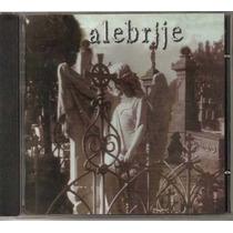 Alebrije - Alebrije ( Heavy Metal Mexicano ) Cd Rock