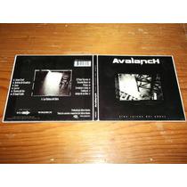 Avalanch - Las Ruinas Del Eden Cd Español Ed 2005 Mdisk