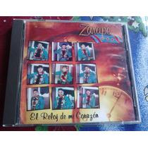 Banda Zarape El Reloj De Mi Corazon. Cd 1a Ed 1998
