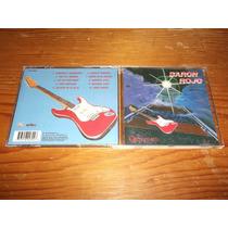Baron Rojo - Obstinato Cd Español Ed 1989 Mdisk