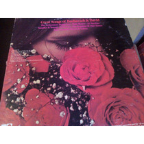 Disco Acetato De Great Songs Of Bacharach & David