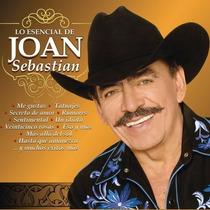 Lo Esencial De Joan Sebastian / Disco Cd 3 Discos Cd + Dvd