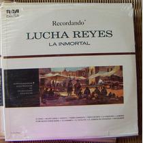 Bolero, Lucha Reyes, La Inmortal, Lp 12´,