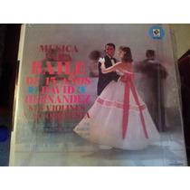 Disco Acetato De Baile De 15 Años David Hernandez Sus Violin